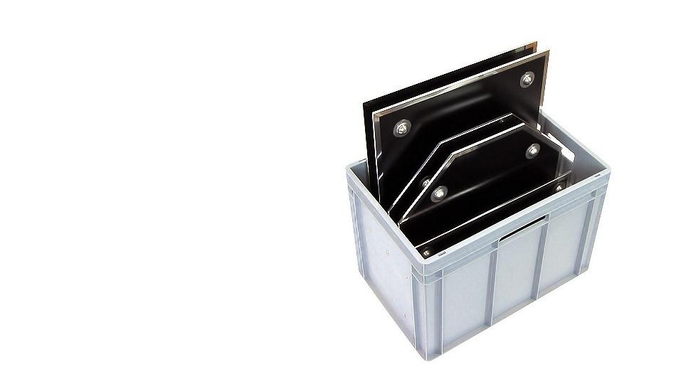Jj buffetware casier miroirs casiers miroirs for Mirror 40 x 60